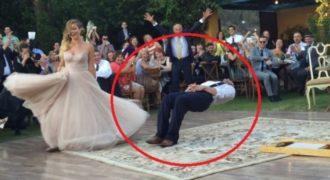 Ο Γαμήλιος χορός Ενός Μάγου με την Εκλεκτή της Καρδιάς του, είναι κάτι που ΣΙΓΟΥΡΑ δεν έχετε ξαναδεί…