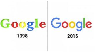 Πως η Google άλλαξε μέσα σε 17 χρόνια