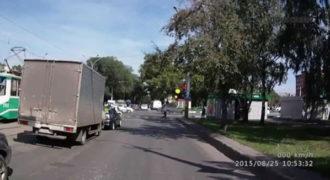 Καβγάς μεταξύ οδηγών στην Ρωσία με απίστευτη εξέλιξη!