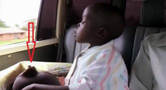 Στην αρχή μας φάνηκε ένα φυσιολογικό παιδί, αλλά μόλις ανοίξαμε την εικόνα σοκαριστήκαμε…(ΒΙΝΤΕΟ)