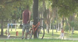 Κλέφτες ποδηλάτων πήραν το μάθημα τους με τον καλύτερο τρόπο. Δείτε τι έπαθαν!