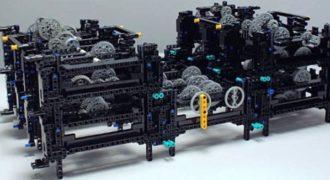 Ο Μηχανισμός των Αντικυθήρων από τη LEGO!