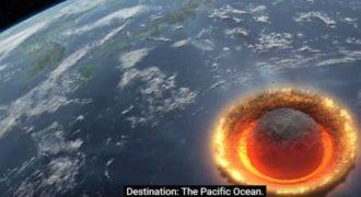 Σοκαριστικό: Αυτό θα συνέβαινε αν ένας μεγάλος αστεροειδής έπεφτε στην γη!
