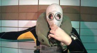 Νέα τεχνολογία από την Ρωσία επιτρέπει στον άνθρωπο να αναπνέει κάτω από το νερό χωρίς μπουκάλα.