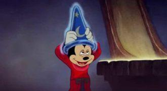 92 χρόνια Disney σε ένα βίντεο 92 δευτερολέπτων!