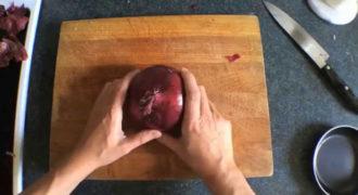 7 «εξωφρενικοί» τρόποι για να κόψετε ένα κρεμμύδι με την βοήθεια της τεχνολογίας (Video)