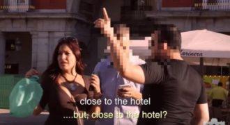 Συγκλονιστικό βίντεο: Δείτε τι συμβαίνει σε μια γυναίκα που παριστάνει την μεθυσμένη και αβοήθητη