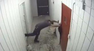 Δείτε τι παγίδα έστησε αυτός ο ιδιοκτήτης στον κλέφτη που διέρρηξε την αποθήκη του (video)