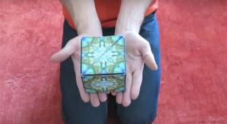 Αυτός ο κύβος δεν είναι απλά ένας κύβος (Video)