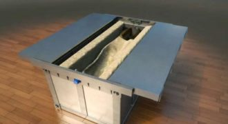 Αυτά τα κρεβάτια μετατρέπονται σε θωρακισμένα φέρετρα την στιγμή που γίνει σεισμός.