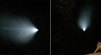 Οι άνθρωποι φρίκαραν βλέποντας αυτό το τρελό φως πάνω στον ουρανό. Τι ακριβώς είναι;