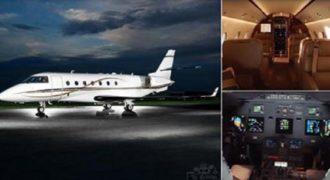 Αυτό είναι το ιδιωτικό τζετ του Κριστιάνο Ρονάλντο που αγόρασε με 19.000.000. (Βίντεο)