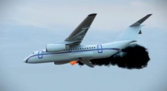 Αυτή η εφεύρεση θα μπορούσε να σώσει πολλές ζωές σε πτώση αεροπλάνου. (Βίντεο)