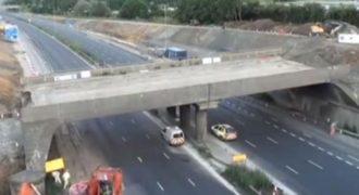 Εντυπωσιακή διάλυση γέφυρας μέσα σε 15 ώρες!