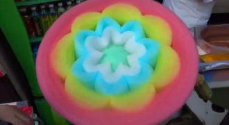 Και όμως δεν είναι λουλούδι! Το βίντεο με το Κινέζικο γλύκισμα που ξεπέρασε τις 1,5 εκ. προβολές!