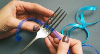 Πως να φτιάξετε έναν τέλειο μικροσκοπικό φιόγκο!