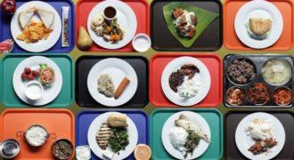 Σχολικά γεύματα απ' όλο τον κόσμο! (βίντεο)