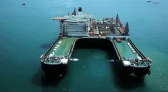 Αυτά είναι τα μεγαθήρια της θάλασσας! Τα μεγαλύτερα πλοία στον κόσμο (Βίντεο)