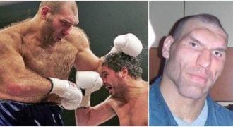 Γνωρίστε τον Νικολάι Βαλούεβ. Τον ψηλότερο και βαρύτερο παγκόσμιο πρωταθλητή πυγμαχίας που έχει υπάρξει ποτέ στην ιστορία