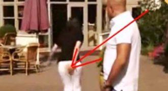 Δημοσιογράφος χέστηκε πάνω της live on camera…(Βίντεο)
