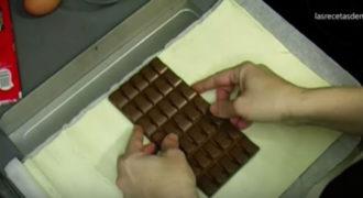 Το κρουασάν σοκολάτας που έχει γίνει ανάρπαστο – Δείτε πως να το φτιάξετε!