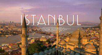 Η Turkish Airlines δημιούργησε ένα εντυπωσιακό βίντεο με την ροή στην Κωνσταντινούπολη.