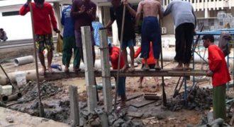Οι οικοδόμοι στην Ταϊλάνδη έχουν μερικές ξεχωριστές μεθόδους (Βίντεο)