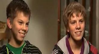 Ζούσαν στην ίδια γειτονία και έπαιζαν κάθε μέρα μαζί, ανακάλυψαν όμως κάτι συγκλονιστικό! (ΒΙΝΤΕΟ)