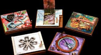 Φανταστικές Τρισδιάστατες μηχανικές κάρτες !(Βίντεο)