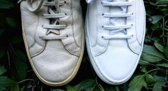 Κάντε Πεντακάθαρα τα Αθλητικά σας Παπούτσια Εύκολα και Γρήγορα!