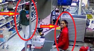 ΧΙΛΙΑ ΜΠΡΑΒΟ ! Αυτή η κοπέλα δεν μασάει απο κλέφτες! Δείτε τι έκανε!! (Βίντεο)