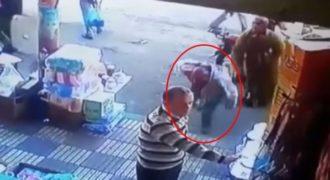 Περαστικός άντρας πήγε να την «χουφτώσει» και αυτή με μια κίνηση της… τον ξάπλωσε!