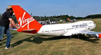 Είναι αυτό το μεγαλύτερο τηλεκατευθυνόμενο αεροπλάνο στο κόσμο;