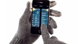 ΑΠΙΣΤΕΥΤΟ ΚΟΛΠΟ! Δείτε πως να χειρίζεστε smartphones με γάντια!..(Βίντεο)