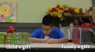 Παιδιά οικογενειών με χαμηλό εισόδημα, καλούνται να επιλέξουν ανάμεσα στο δώρο των ονείρων τους και το δώρο της μαμάς