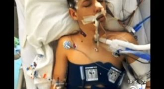 17χρονος έμεινε νεκρός για 20 λεπτά και περιγράφει όσα είδε πριν επιστρέψει στη ζωή!(βίντεο)