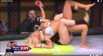Νέα μόδα στις ΗΠΑ κάνει πάταγο: Πυγμαχία γυναικών μόνο… με τα εσώρουχα! (Βίντεο)
