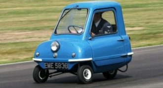 Τα 10 πιο παράξενα αυτοκίνητα που κατασκευάστηκαν ποτέ (Βίντεο)