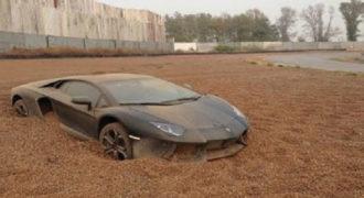 Super cars με τραγικούς οδηγούς (Video)