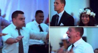 Ο πιο απίστευτος χορός που έχετε δει σε γάμο: Χάκα με δάκρυα από τη νύφη (Video)