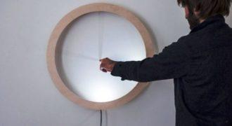 Το πρώτο ρολόι στον κόσμο που δεν χρειάζεται δείκτες για να λειτουργήσει!