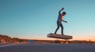 ArcaBoard: Η ιπτάμενη «σανίδα » που μπορεί να αιωρείται σε κάθε επιφάνεια! (Βίντεο)