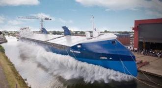 7 από τις καλύτερες τελετές δρομολόγησης πλοίου
