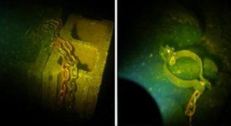 Προσοχή Τρομακτικό! Αυτό που ανακάλυψε ο δύτης στον πυθμένα της λίμνης ήταν τρομερό.