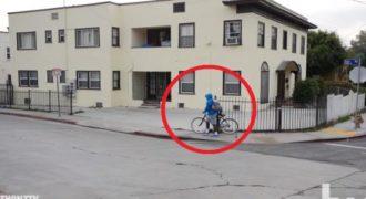 Ποδήλατο εξοπλισμένο με ηλεκτροσόκ που ενεργοποιείται όταν κάποιος το κλέψει. (Βίντεο)