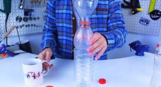 Δείτε 5 Φανταστικές ιδέες για να επαναχρησιμοποιήσετε και να ανακυκλώσετε τα μπουκάλια σας.