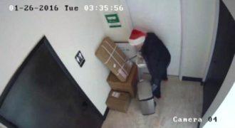 Κλέφτης διέρρηξε γραφείο για να πάρει τα Μπότοξ…