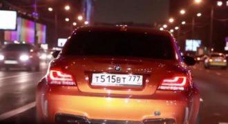 Αυτός είναι ο πιο τρελός οδηγός στο κέντρο της Μόσχας. Δείτε τι κάνει… (Βίντεο)