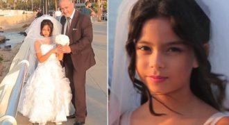 Περαστικοί εξαγριώνονται με μεσήλικα που «παντρεύεται» 12χρονη! (Video)