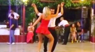 Αυτή η Ρωσίδα χόρεψε τσιφτετέλι και τους έστειλε όλους αδιάβαστους… (video)